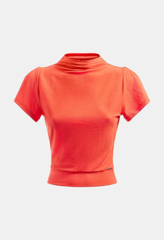 T-SHIRT ROSSA GUESS GUESS | T-shirt | W1GP17KANJOVERDE