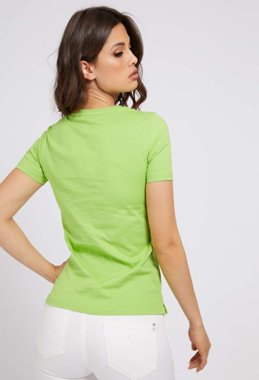 T-SHIRT VERDE GUESS GUESS | T-shirt | W1RI25I3Z00VERDE