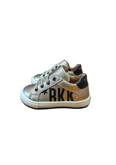 sneakers oro rosa bikkembergs | Scarpe | K1A420786ORO ROSA