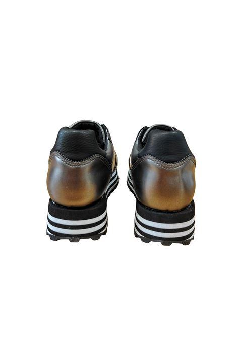 sneakers platform grigia bikkembergs | Scarpe | K3A420782NERO