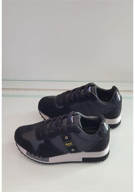 sneaker nera blauer. | Scarpe | QUEENS01NERO