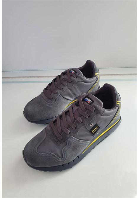 sneaker nera blauer.shoes | Scarpe | F1QUARTZ01/JASGRIGIO