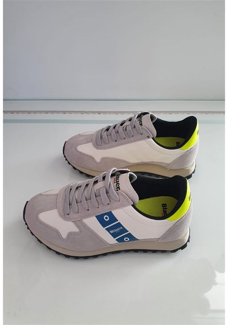 sneaker bianca blauer.shoes | Scarpe | SON02BIANCO