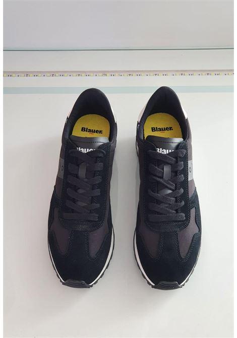 sneaker nera blauer.shoes | Scarpe | SON02NERO