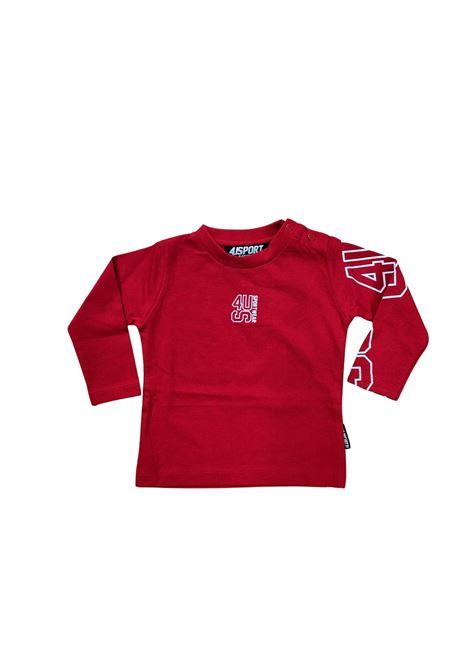 cesare paciotti   T-shirt   TSP2304BROSSO
