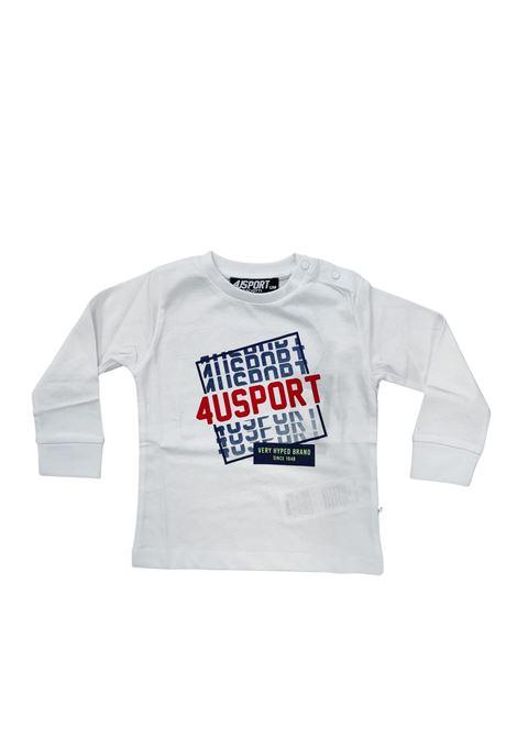 cesare paciotti   T-shirt   TSP2311BBIANCO