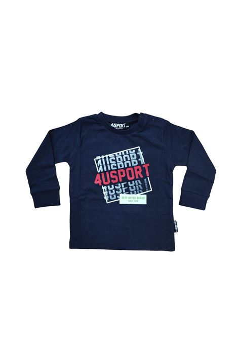 cesare paciotti   T-shirt   TSP2311BBLU