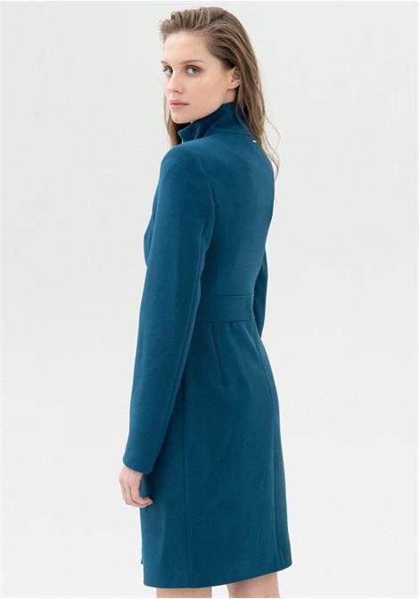 cappotto ottanio fracomina | Capispalla | C1015W45901NERO