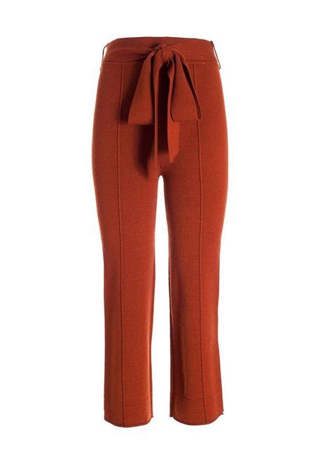 pantalone coccio fracomina   Pantaloni   VA001K45701587
