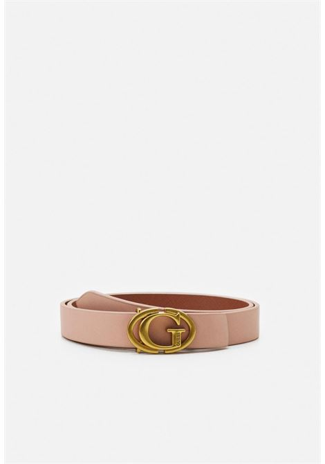 cinta rosa GUESS borse   Cinture   BW7552ROSA