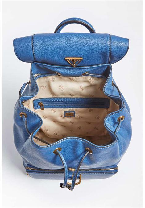 Zaino blu GUESS borse | Borse | VB7878290BLU