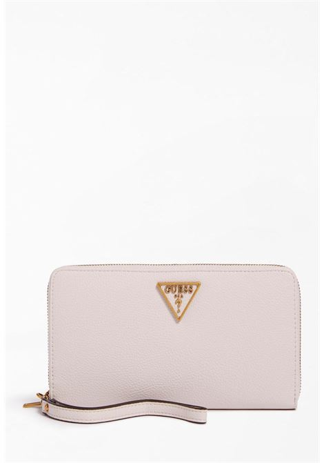 portafoglio panna GUESS borse | Portafogli | VB7878630STONE