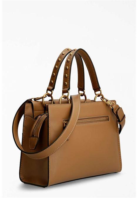 Borsa a mano beige GUESS borse | Borse | VB8129060COGNAC