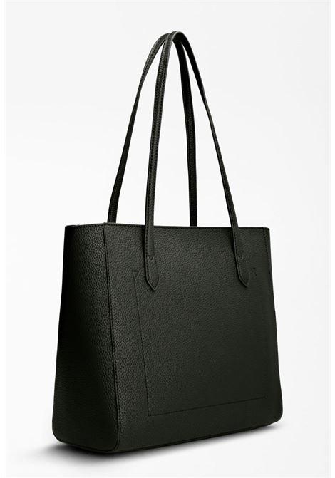 shopper nera GUESS borse   Borse   VB8385230NERO