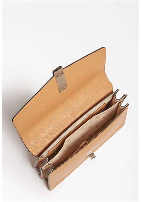 Borsa rettangolare cammello GUESS borse | Borse | VG8131210CARAMEL