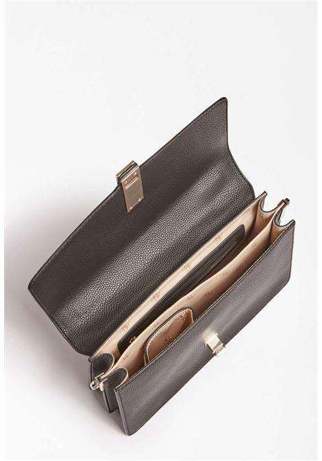 Borsa rettangolare nera GUESS borse | Borse | VG8131210NERO