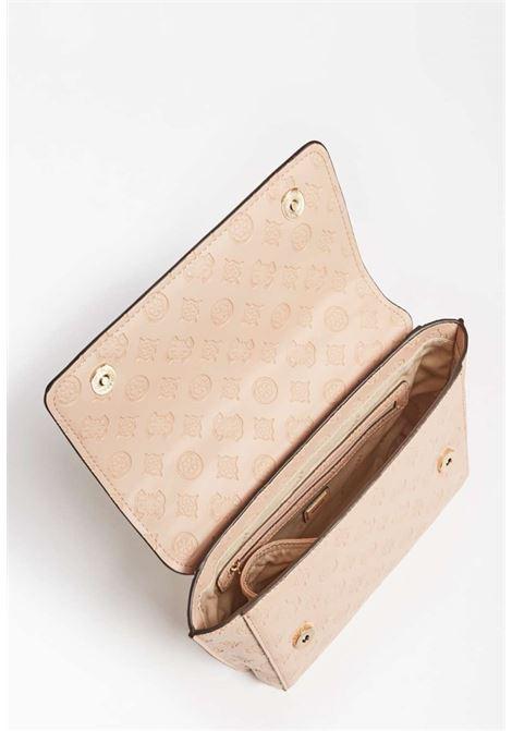 Tracolla incisa rosa GUESS borse | Borse | VS8132210ALMOND