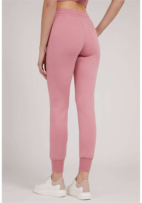 Tuta rosa GUESS fitness | Pantaloni | O1GA49KAMN2PINK