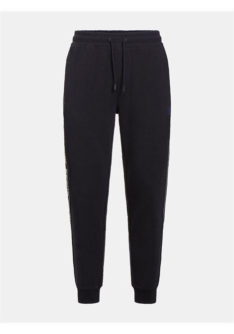 pantalone di tuta blu GUESS fitness | Pantaloni | U1GA11K6ZS1DPM