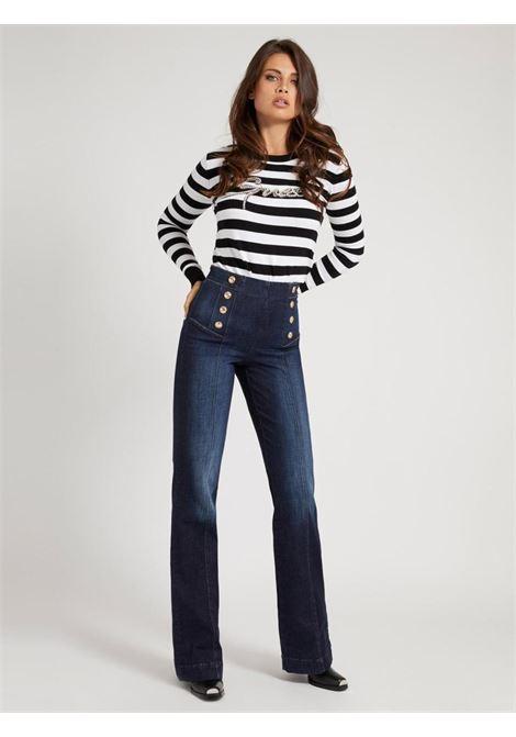 Jeans a zampa GUESS | Jeans | W1BA11D4HG2BLU