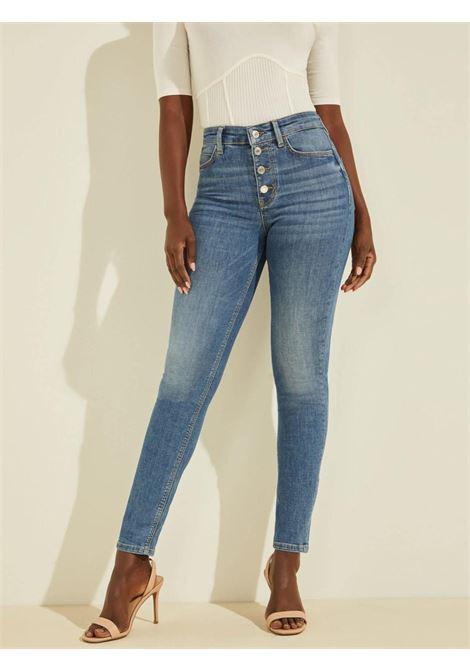Jeans 1981 GUESS | Jeans | W1BA28D4HG3BLU