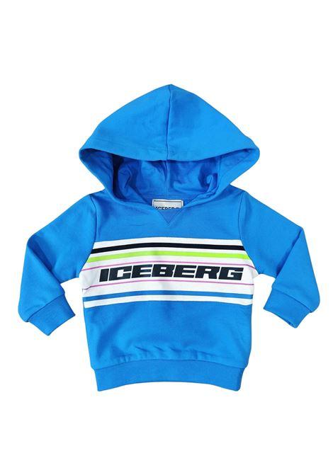 iceberg | Felpe | MFICE2309BTURCHESE