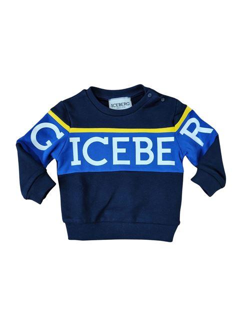 iceberg | Felpe | MFICE2332BBLU
