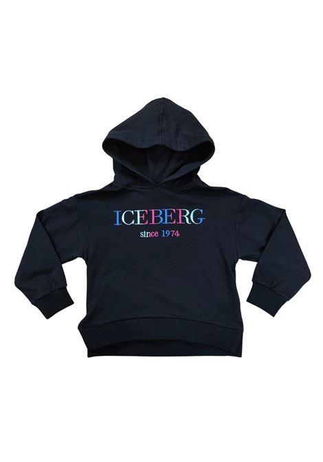 iceberg | Felpe | MFICE2357JNERO