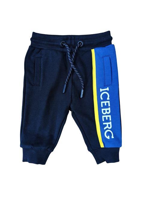 iceberg | Pantaloni | PFICE2310BBLU