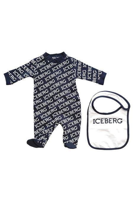iceberg | Tutine | SETICE2305BLU