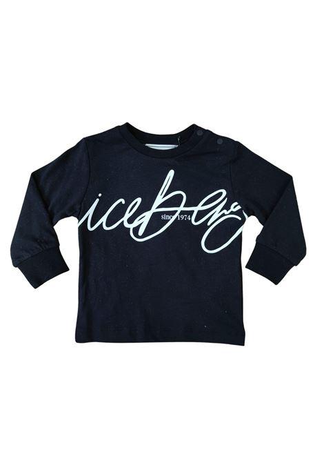 iceberg   T-shirt   TSICE2307BNERO