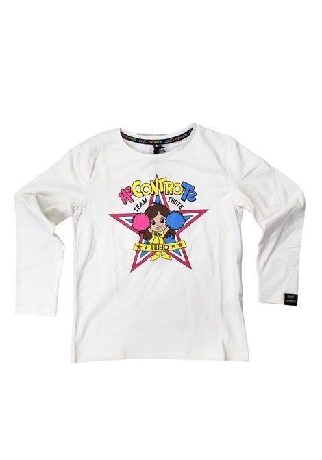 liu jo | T-shirt | 19001065WHITE