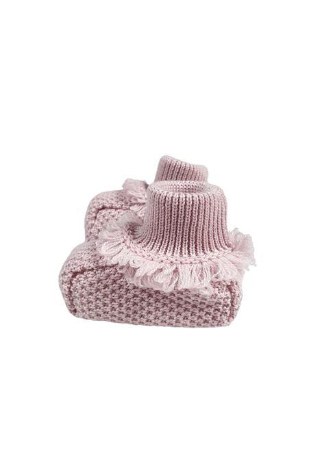 Scarpa calzino in lana marsala marlu | Scarpe | IC16SMARSALA