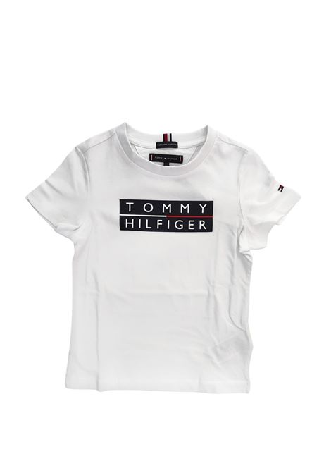 t-shirt basic tommy hilfiger tommy hilfiger   T-shirt   B06675TYBR