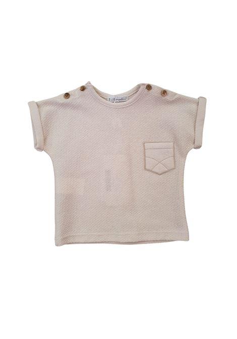 completo due pezzi t-shirt e short in cotone barcellino | Completi | 9345UNI