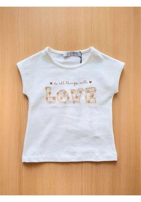 elsy | T-shirt | REESEUNI
