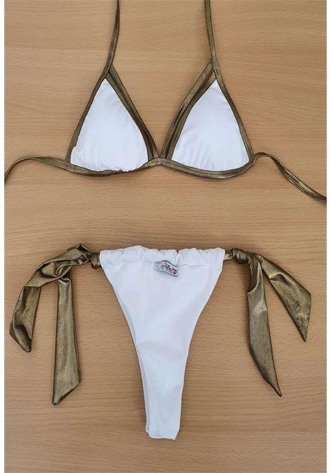 Triangolo bianco followme follow me | Costumi | VENERE LUX TBIANCO