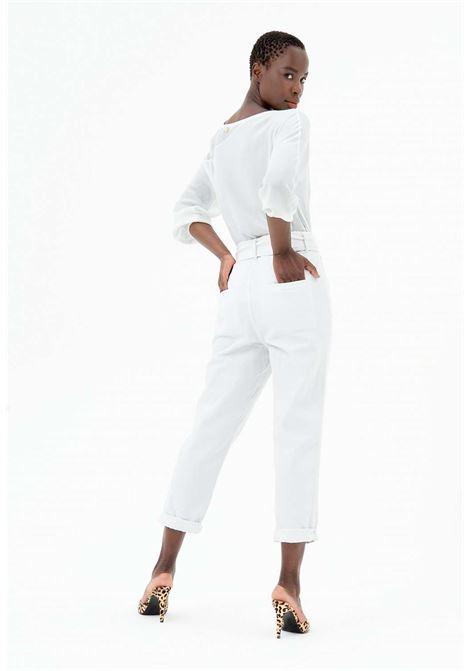 Jeans bianco fracomina fracomina | Jeans | SP2050BIANCO