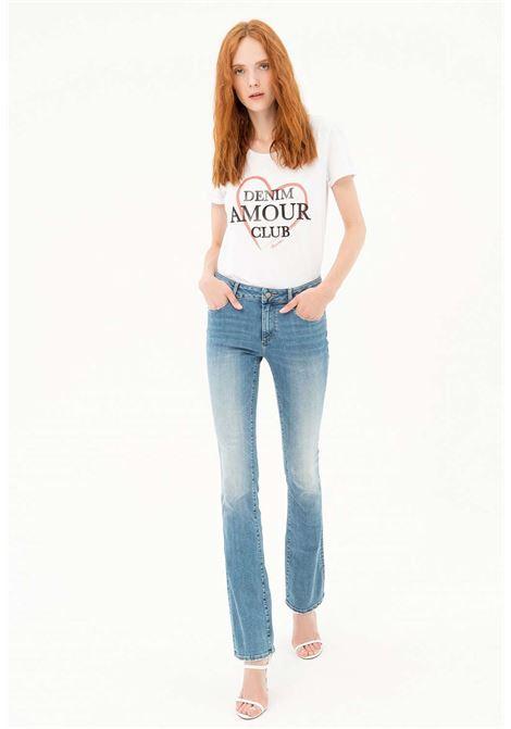 Jeans a zampa fracomina fracomina | Jeans | SP5040JEANS
