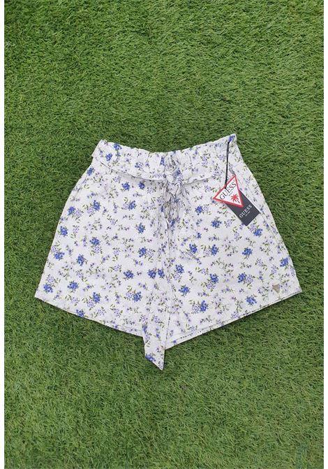 Short fantasia guess GUESS beachwear | Gonna e Shorts | E1GD08W005PFLORAL