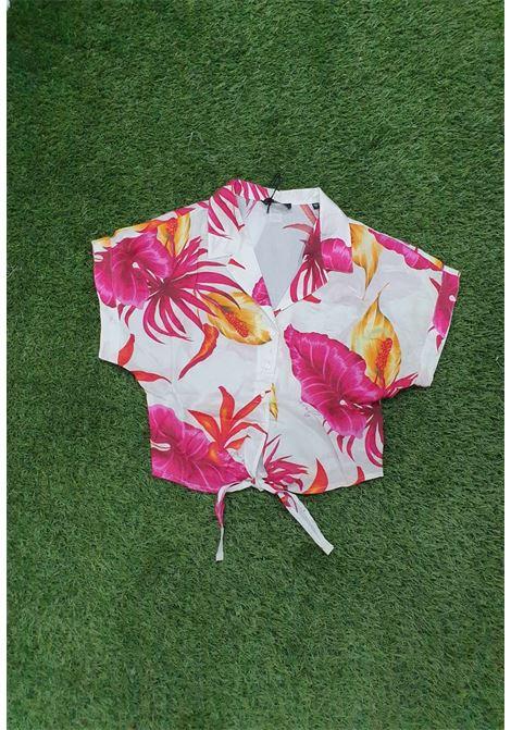 Camicia a fantasia guess GUESS beachwear | Camicie | E1GH01W005MPANNA