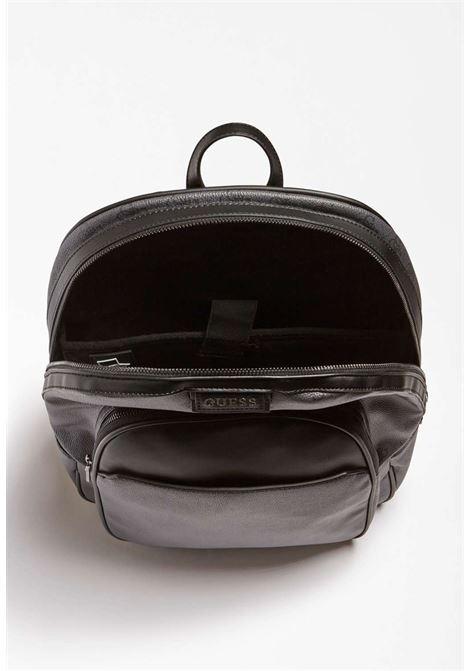 Zaino logato guess GUESS borse man | Borse | VEZLP1105BLACH
