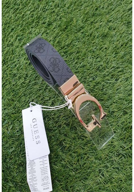 CINTURA GUESS LOGATA REVERSIBILE GUESS borse | Cinture | BW7423BROWN
