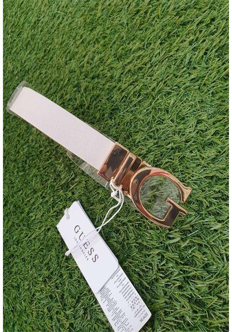 CINTURA GUESS REVERSIBILE GUESS borse | Cinture | BW7423LATTE