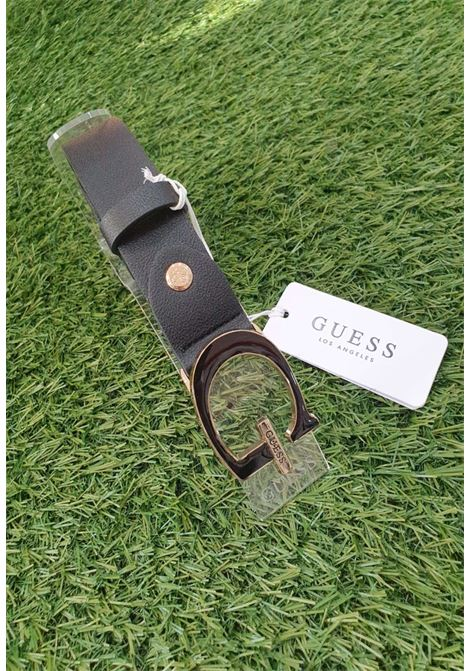 CINTURA NERA GUESS GUESS borse | Cinture | BW7425BLACH