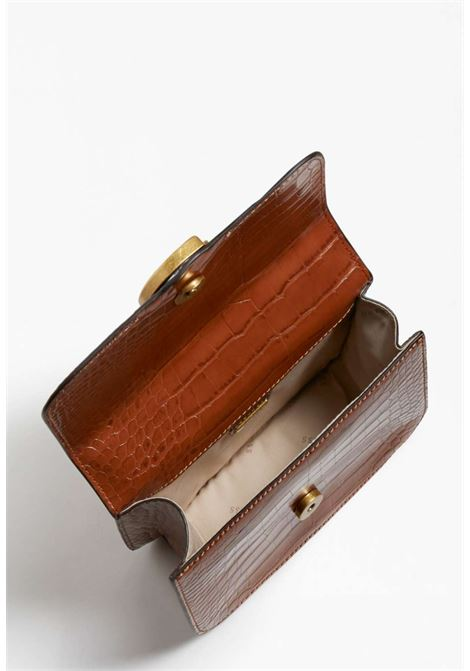 MINI-TRACOLLA CUOIO GUESS GUESS borse | Borse | CB7991780COGNAC