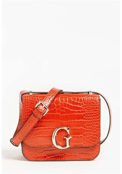 MINI-TRACOLLA COCCO ARANCIONE GUESS borse | Borse | CG7991780ORANGE