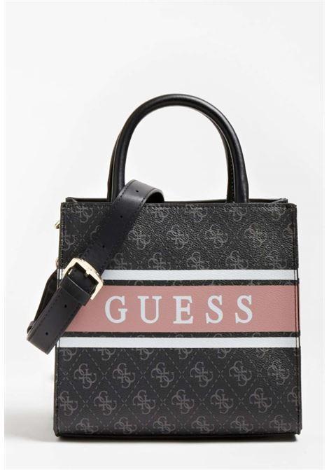MINI-BAG GUESS LOGATA GUESS borse   Borse   SB7894760COAL