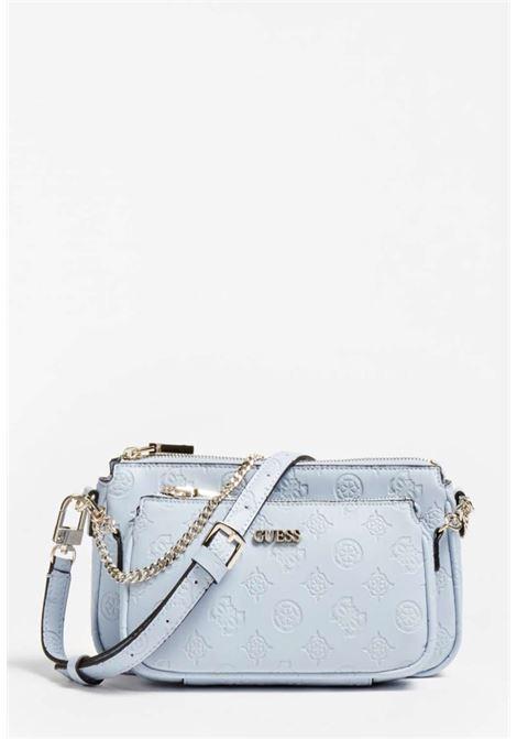 DOUBLE-BAG GUESS AZZURRA GUESS borse | Borse | SG7968700AZZURRO