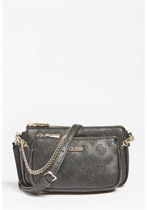 DOUBLE-BAG NERA GUESS GUESS borse | Borse | SG7968700BLACH